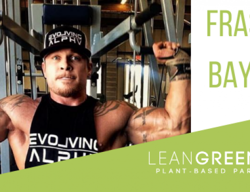 Vegan Bodybuilder Fraser Bayley – From Butcher To Vegan