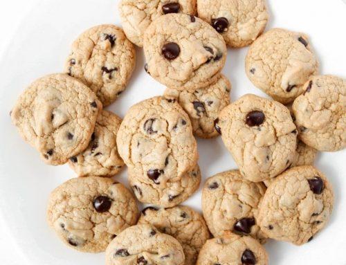 3-Minute Vegan Cookie Dough Recipe